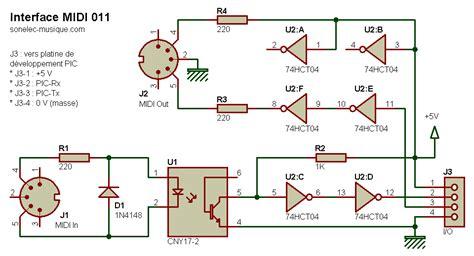 Schema De Cablage Optocoupleur