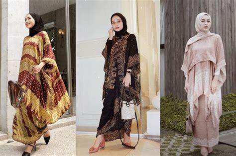 Rekomendasi model baju pesta modern untuk wanita berhijab (foto: Kumpulan 10 Inspirasi Outfit Kondangan Hijab yang Anti ...