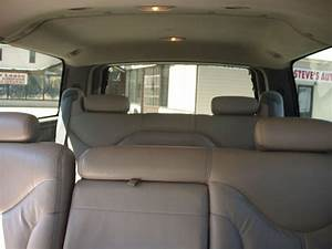 2001 Gmc Yukon Xl - Interior Pictures
