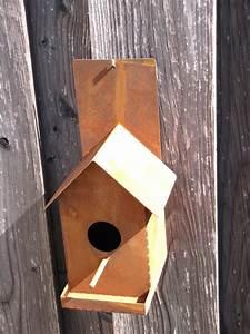 Blumentopf Für Die Wand : edelrost vogelhaus f r die wand angels garden dekoshop ~ Eleganceandgraceweddings.com Haus und Dekorationen