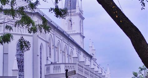 Chijmes Singapore Experience History Entertainment