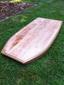 Wooden, Surfboards, The, Wooden, Body, Board