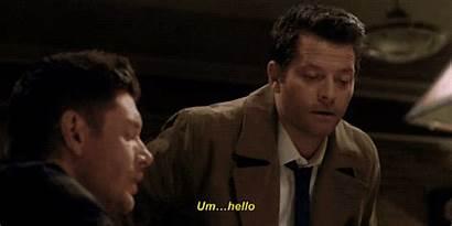 Supernatural Death Castiel She Dean Heaven Bed