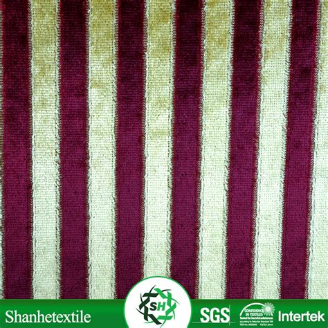 for luxury home textile jacquard chenille upholstery