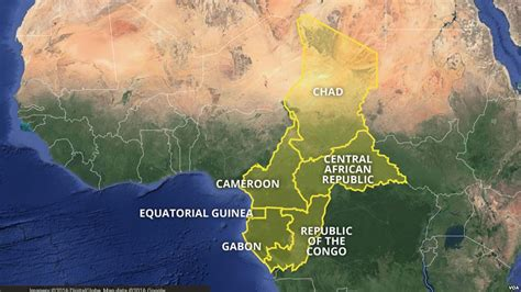 Central Africa Regional Bloc Creates Six-country Visa-free ...