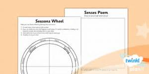 Science  Seasonal Changes  Autumn And Winter  Year 1 Unit Home