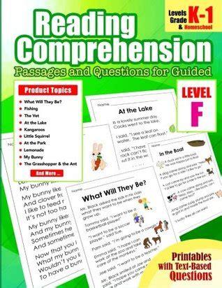 grade close reading comprehension passages