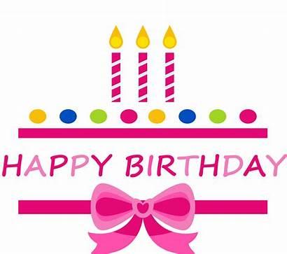 Birthday Happy Cake Clipart Clip Graphics Transparent