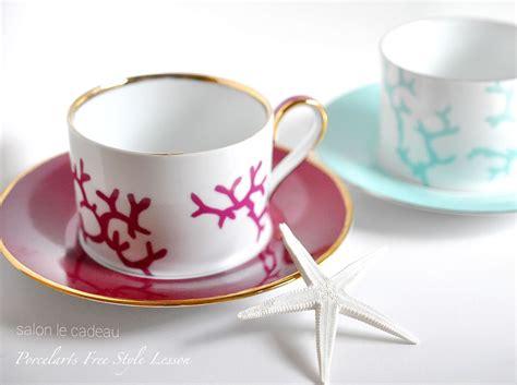 porcelarts porcelaine en  peinture sur porcelaine