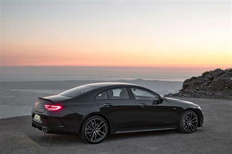 2019 Mercedesamg Cls53 Debuts Alongside E53 Coupe, E53