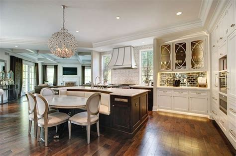 designing a kitchen island with seating 35 large kitchen islands with seating pictures
