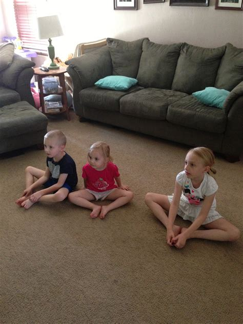 Get your kids yoga on! {playful planet review} - Our Three ...