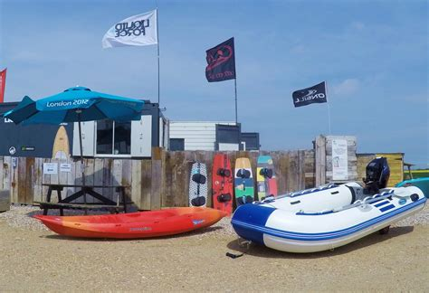 Safety Boat Hire Prices by Safety Boat The Kitesurf Centre