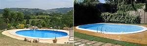 Piscine A Enterrer : piscine acier enterr e gr madagascar ~ Zukunftsfamilie.com Idées de Décoration