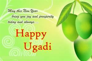 Happy Ugadi Fes... Ugadi Sms Quotes