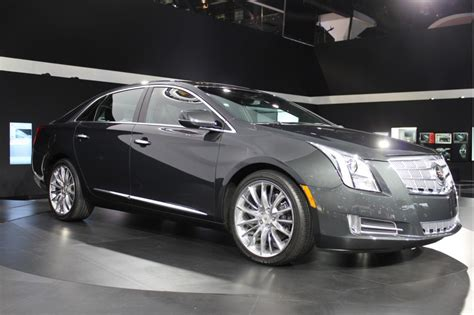 cadillac xts priced