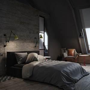 15, Wonderful, Mens, Bedroom, Design, Ideas