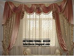Curtain Designs by 5 Contemporary Curtain Designs With Drapes Colors Home Decoration Ideas