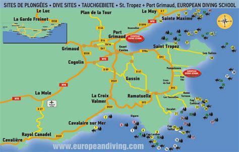 Carte Tropez by Carte St Tropez Port Grimaud