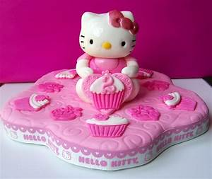Hello Kitty Geburtstag : hello kitty torte cakes for fun ~ Yasmunasinghe.com Haus und Dekorationen