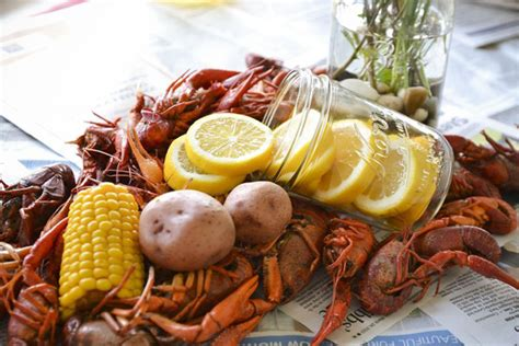 crawfish boil decorations craw fish boil stock the bar via kara s ideas