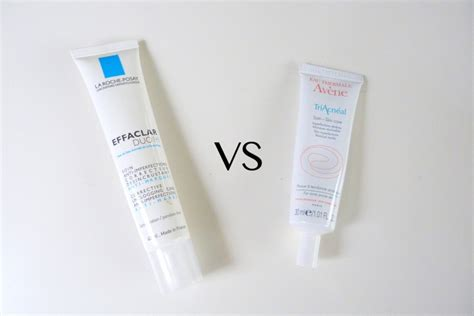Battle  Effaclar Duo + La Roche Posay Vs Triacnéal D