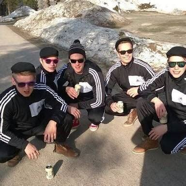 Why do Russians and Eastern Europeans wear Adidas track suits all the time? - Quora