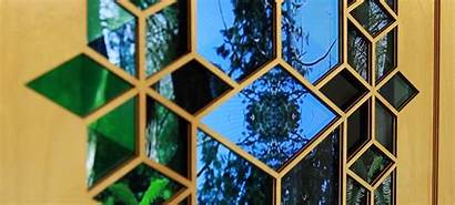 Cubic Tessellations Paint Ephemera