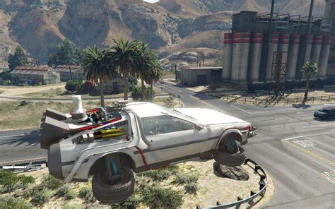 Funny Vehicles (batmobile, Delorean, Star Wars & More