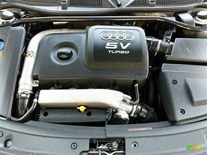 2004 Audi Tt 1 8t Quattro Coupe 1 8 Liter Turbocharged