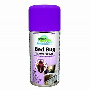 green earth homecaretm 100g bed bug travel spray lowe39s With bed bug protection for travel