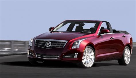 cadillac ats    door convertible  nce