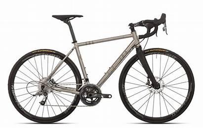 Titanium Bike Audax Hurricane Planet Disc Road