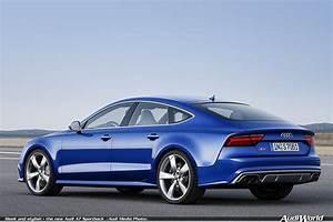 Audi S7 Sportback : audi a7 s7 facelift 9 audiworld ~ Medecine-chirurgie-esthetiques.com Avis de Voitures