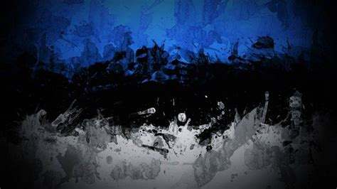 Abstract Black And White Wallpaper Hd by Abstract Blue Black White Colorful Estonia