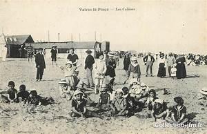 Cpa France 34  U0026quot Valras La Plage  Les Cabines U0026quot