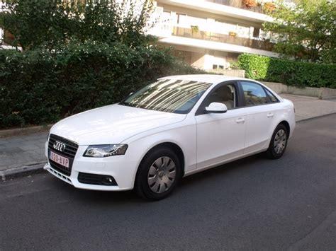 voiture 3 si鑒es auto underg audi a4 2009 berline quot carbon a4 quot votre voiture