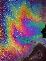 Pictures of Oil Slick