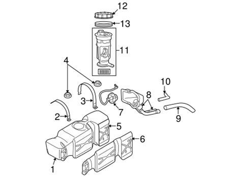 Fuel System Components For Dodge Ram Mopar Parts