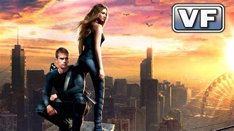 divergente bande annonce vf youtube