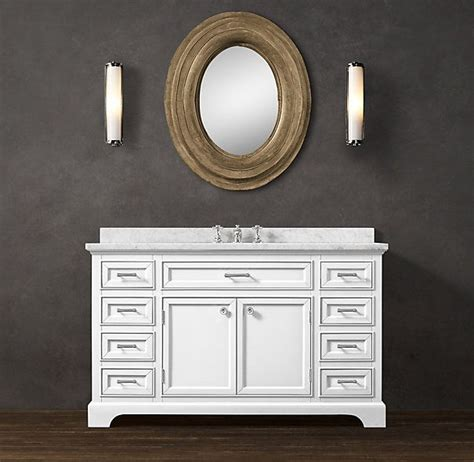 Restoration Hardware Bathroom Vanity Single Sink by 1000 Images About Cabinets On Sinks