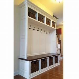 SALE 72 Mudroom Lockers Bench Storage Furniture