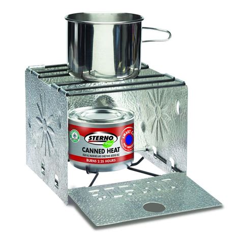 sterno candle l butane stove sterno candlel 15 000 btu portable butane stove with