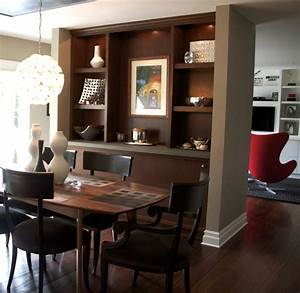 Mid Century Modern Modern Dining Room Los Angeles