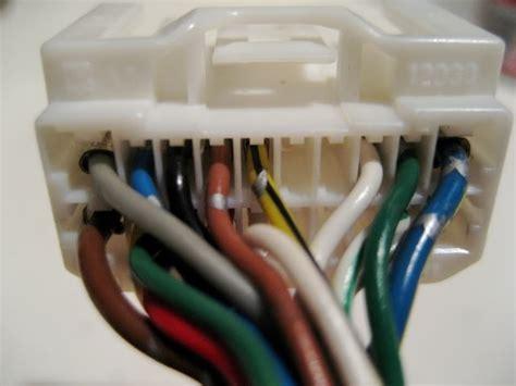 Requesting Wire Color Identification Radio