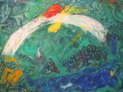 marc chagall legacy presented   exhibit  montreal