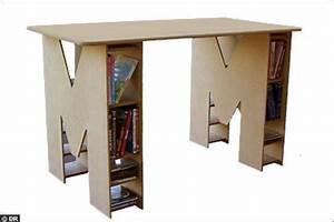 meuble de bureau a peindre soi meme brico deco eco With meuble a peindre soi meme