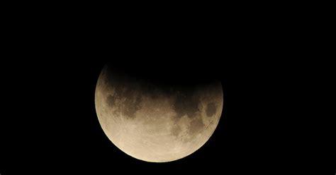 partial lunar eclipses