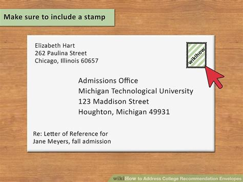 how to address an envelope how to address college recommendation envelopes 12 steps