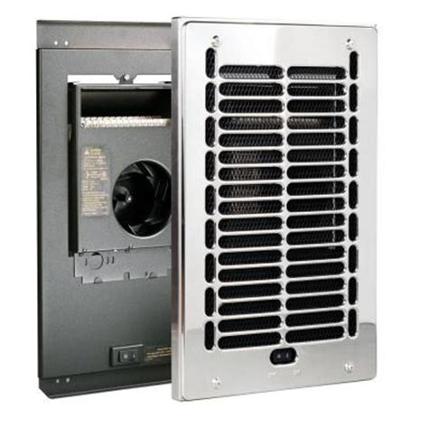 bathroom heat l home depot cadet rbf series 1000 watt 120 volt electric fan forced in